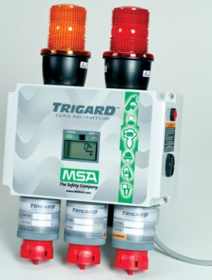 TRIGARD® Gas Monitoring System